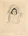 Margot Wearing a Bonnet (No. 5) MET DP815271.jpg
