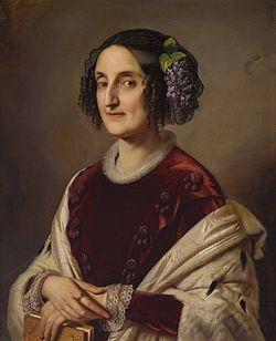 Maria Ferdinanda of Saxony, grand duchess of Tuscany.JPG