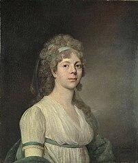 La Grande Duchesse Maria, fille du tsar Paul Ier