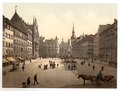 Marienplatz, Munich, Bavaria, Germany-LCCN2002696145.tif