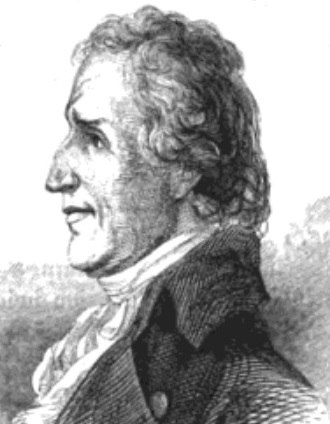 Marinus Willett - Marinus Willett, as depicted in Benson J. Lossing's Pictorial Field-Book of the Revolution, Volume 1.