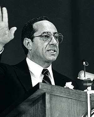 New York gubernatorial election, 1994 - Image: Mario Cuomo NY Governor 1987