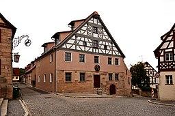 Marktplatz in Cadolzburg