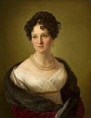 Portret Zofii z Branickich Potockiej