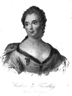 Marquise de Créquy French writer