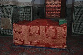 Moroccan imam