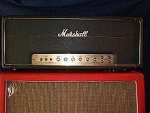 Marshall Amplification - Wikipedia