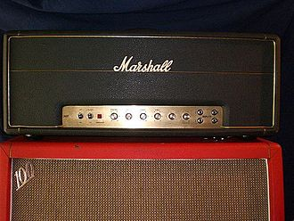 Marshall Amplification - Rare 1971 200-watt Marshall Major