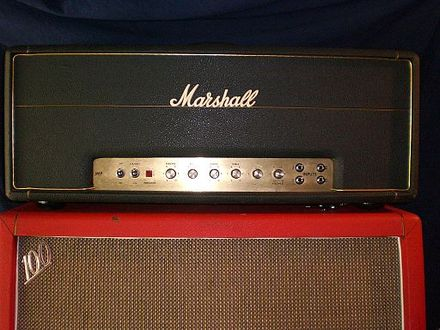 Rare 1971 200-watt Marshall Major Marshall Major In Eberbach.JPG