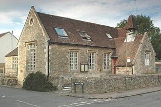 Herbert Edward John Cowdrey - Image: Marston Old School