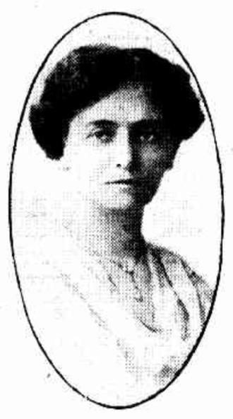 Mary Grant Bruce - Mary Grant Bruce, 1914