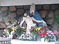 Mary and Jesus, Salamanca.JPG
