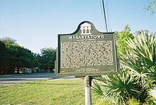 Masaryktown, Florida Plaque.jpg