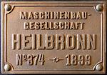 Maschinenbau-Gesellschaft Heilbronn - Typenschild.jpg
