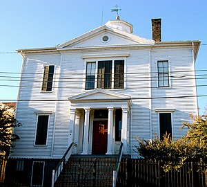 Mason's Hall (Richmond, Virginia) - Image: Masonic Hall Hospital (1656461298)