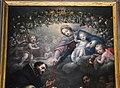Matteo rosselli, madonna del rosario coi ss. domenico, caterina e altri, 1649, 04.JPG
