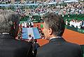 Mauricio Macri asistió a la semifinal de Copa Davis entre Argentina y República Checa (7997362195).jpg