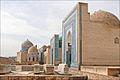 Mausolées du groupe central (Shah-i-Zinda, Samarcande) (6009956484).jpg