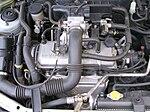 马自达B族引擎