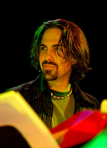 Portrait photograph of Bear McCreary