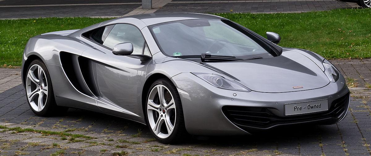 Mclaren P1 Orange >> McLaren 12C - Wikipedia