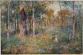 Mccubbin girl in the forest.jpg