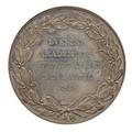 Medalj, 1836 - Skoklosters slott - 100170.tif