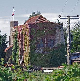 Goxhill - The mediaeval hall