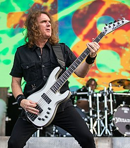 Megadeth performing in San Antonio, Texas (27457608296).jpg