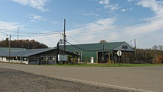 Meigs County Fairgrounds United States historic place