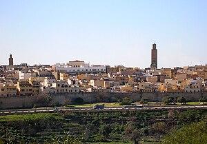 English: Meknes, Morocco Français : Meknès, Maroc