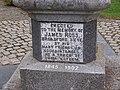 Memorial to James Ross, Broadford - geograph.org.uk - 934345.jpg