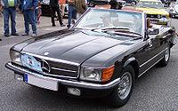 Mercedes-Benz R107 thumbnail