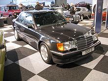 mercedes-benz w124 — wikipédia