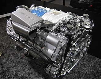 Mercedes M156 engine Mercedes-Benz M156 Engine 02.JPG