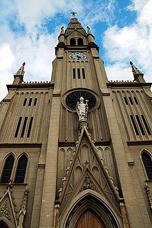 San Francisco Mercedes >> Iglesia de San Patricio (Mercedes) - Wikipedia, la ...
