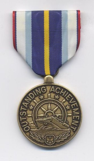 Awards and decorations of the United States Merchant Marine - Image: Merchant Marine Medal of Outstanding Achievement