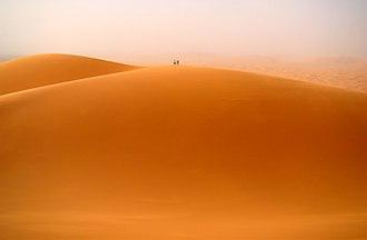 Erg Chebbi - Image: Merzouga Large Dune 2011