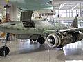 Messerschmitt 262 (Nazi Luftwaffe), Deutsche Museum, München (5259540419).jpg
