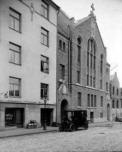 Messiaskapellet 1907.jpg