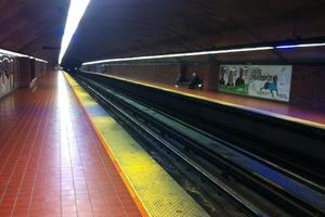 Namur station (Montreal Metro) - Image: Metro Namur