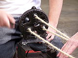 Metters rope serpentine vtm