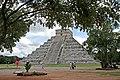Mexico - Chichen Itza, Pyramid El Castillo - panoramio.jpg
