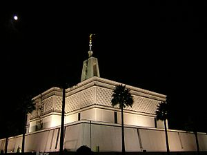 The Church of Jesus Christ of Latter-day Saints in Mexico - The México City México Temple