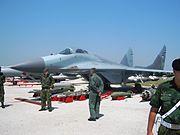 MiG-29 18108 V i PVO VS, august 04, 2008