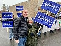 Michael Bennett and Mary Sullivan Heath - 2020 02.jpg