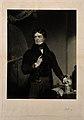 Michael Faraday. Mezzotint by C. Turner, 1838, after himself Wellcome V0006503.jpg