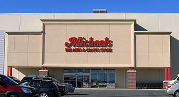 Michaels store in Halifax, Nova Scotia