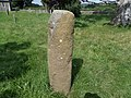 Middleton Roman Milestone, Church of the Holy Ghost, Lonsdale, England.jpg