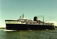 City Of Madison >> Ferries in Michigan - Wikipedia